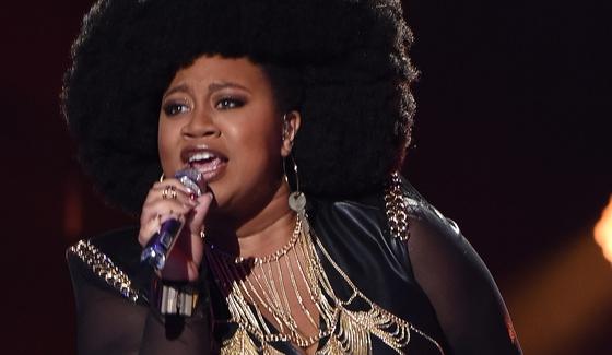 La'Porsha Renae sings on American Idol 2016