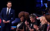 Ryan Seacrest and the American Idol 2016 finalists