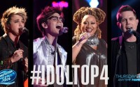 Your American Idol 2016 Top 4 contestants