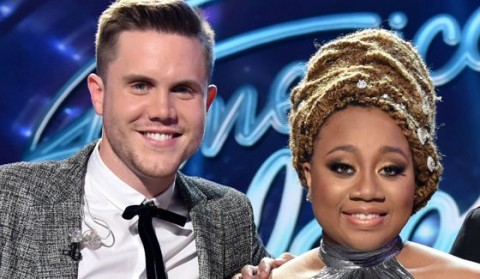 Trent Harmon & La'Porsha Renae on Idol's Top 2