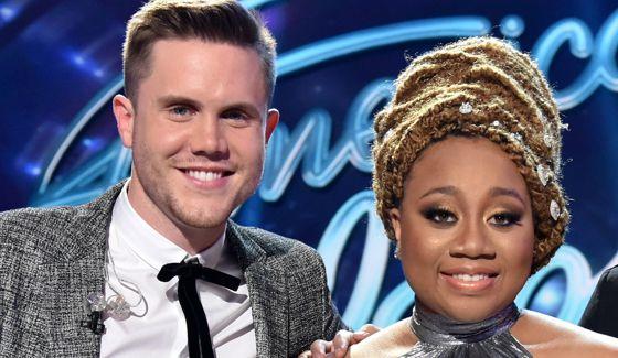 Trent Harmon & La'Porsha Renae on Idol's Top 2