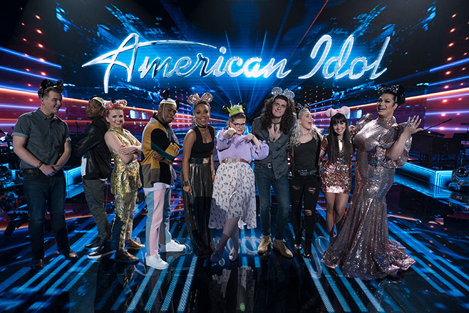 'American Idol' vote is live tonight, help Maddie on Disney night