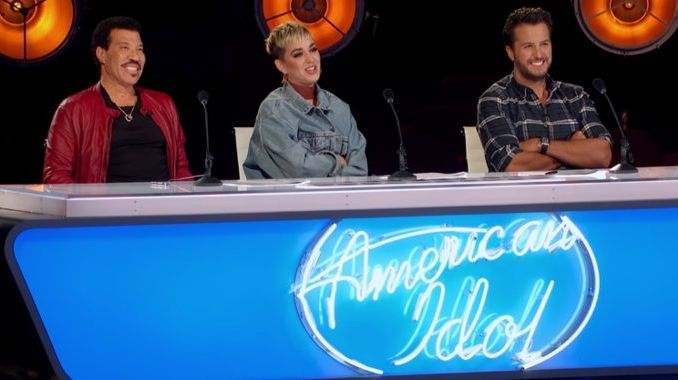American Idol Judges in Hollywood