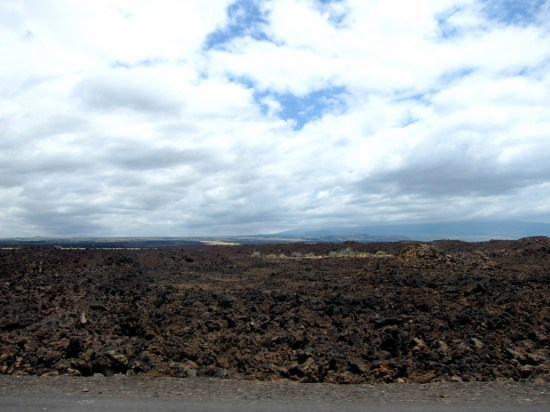 Lava rock (the Big Island, Hawaii), © 2014 Susan Barsy