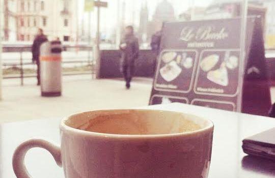 cafe american in vienna austria