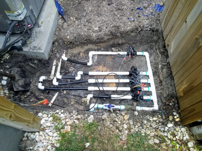 lawn sprinkler valve diagram hunter ceiling fans wiring repair tampa bay free estimates work warrantied