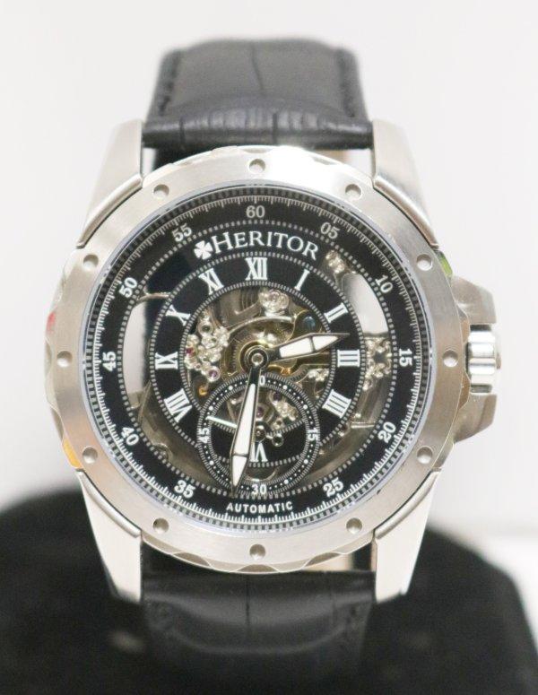 Herator automatic Watch main view