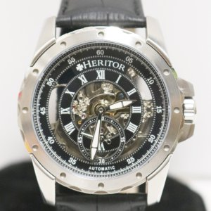 Herator automatic Watch main view