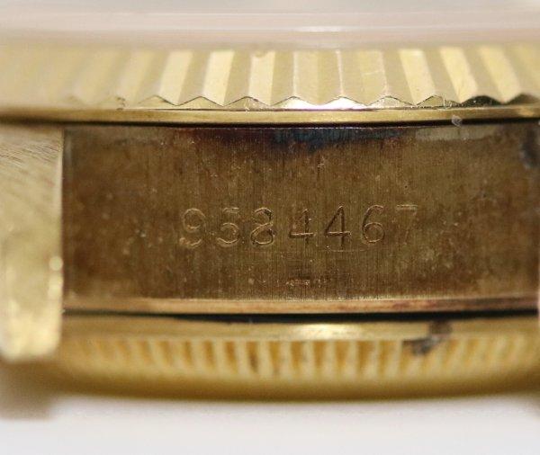 rolex Ladies Watch serial number