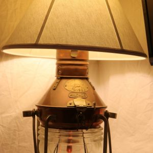 Tung Woo Anchor Lantern lamp on