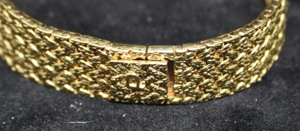 Piaget Solid Gold Watch clasp