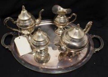 Italian Coffee Tea Service mm