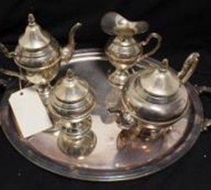 Italian Coffee Tea Service mm