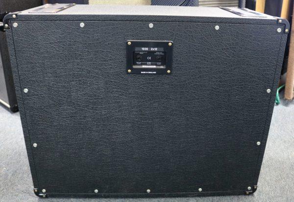 Fender 1932 Speaker Cab back