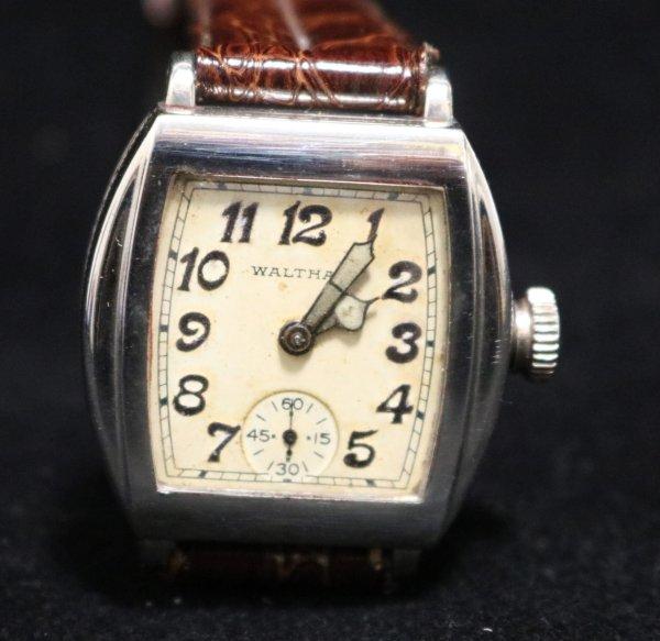 1931 Waltham Wrist Watch main