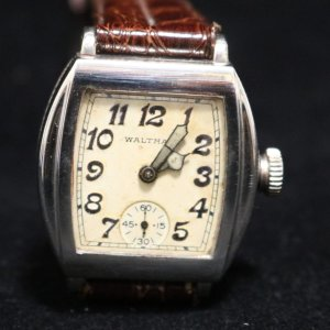 1931 Waltham Wrist Watch main