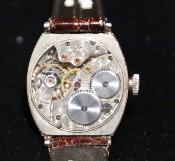 1931 Waltham Wrist Watch move