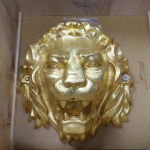 Frederic Bartholdi Morand Lion Main