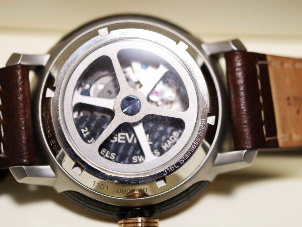Gevril Alberto Ascari Watch movt