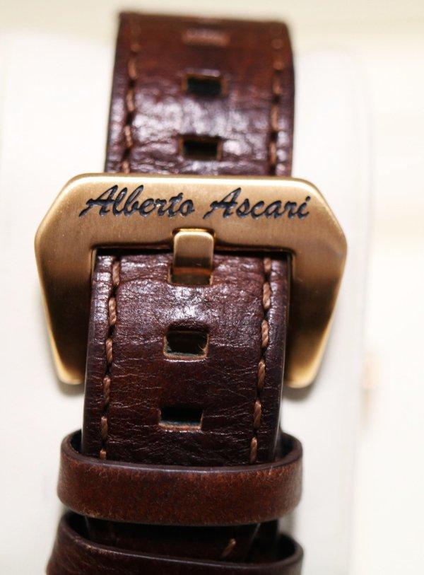 Gevril Alberto Ascari Watch buckle