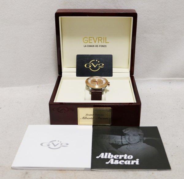 Gevril Alberto Ascari Watch main