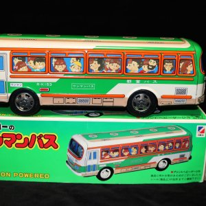 Ichiko Tin Litho Bus main