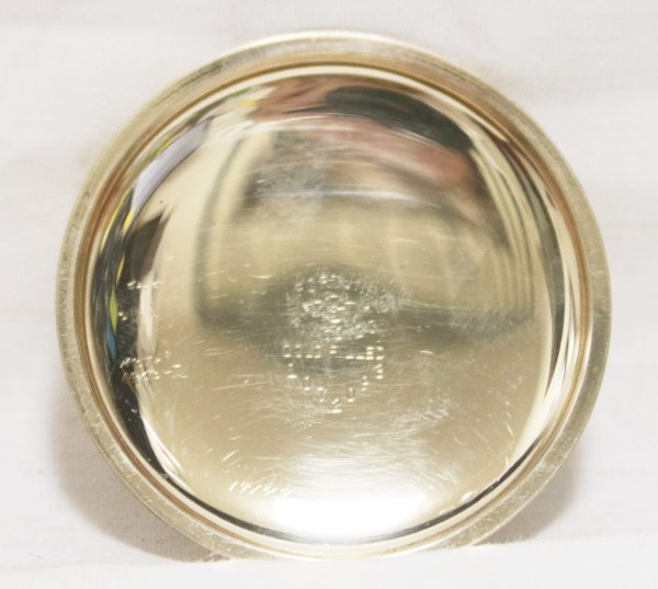 Tisdall 13s Pocket Watch back