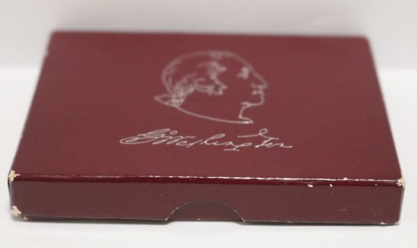 George Washington Half Dollar box