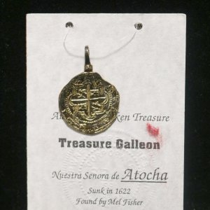 Atocha Sunken Treasure Galleon main