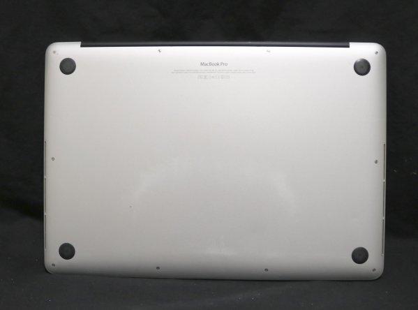 Apple Macbook Pro Computer bottom