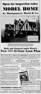 Ad for 1015 Cadieux Rd, Grosse Pointe Park, MI. Image Credit: Detroit Free Press, 4/19/1931