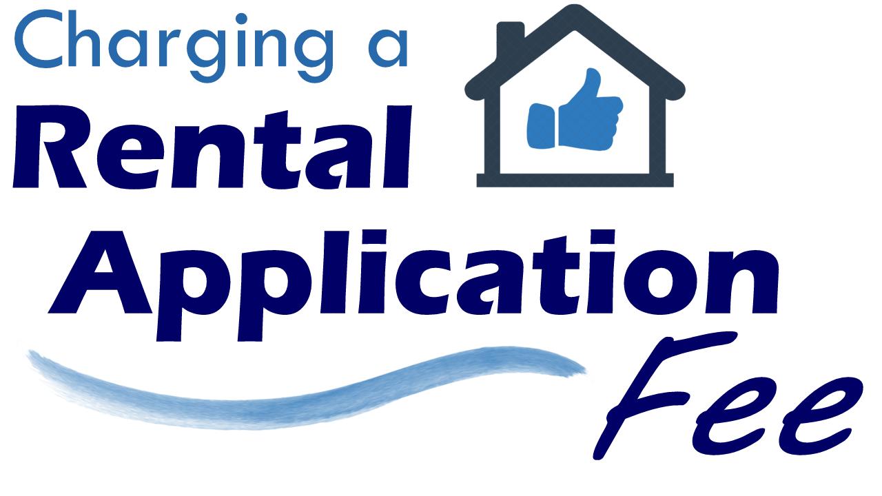 Rental Application Fee