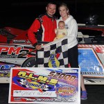 Oakshade Raceway Results 8/1/15