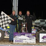 La Salle Speedway Results 3/25/16