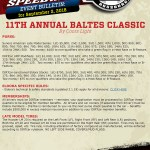 Earl Baltes Classic - Sunday, September 2nd