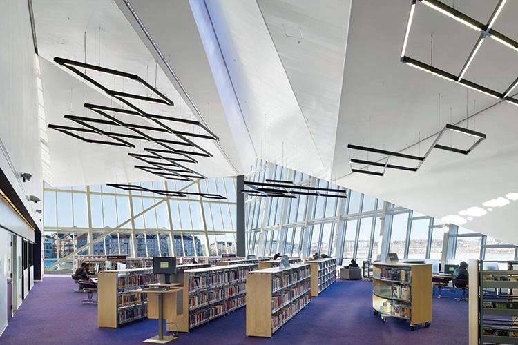 Clareview Branch, Edmonton Public Library