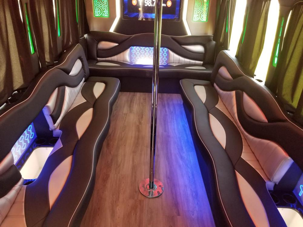 medium resolution of 2010 ford e 450 party bus for sale 2408 ready to roll