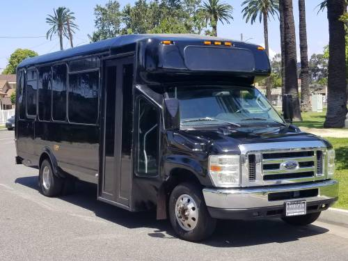 small resolution of 2010 ford e 450 party bus