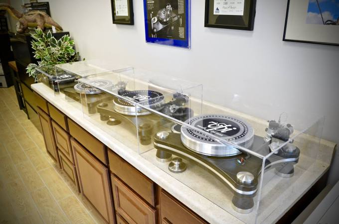 VPI Turntable product lineup