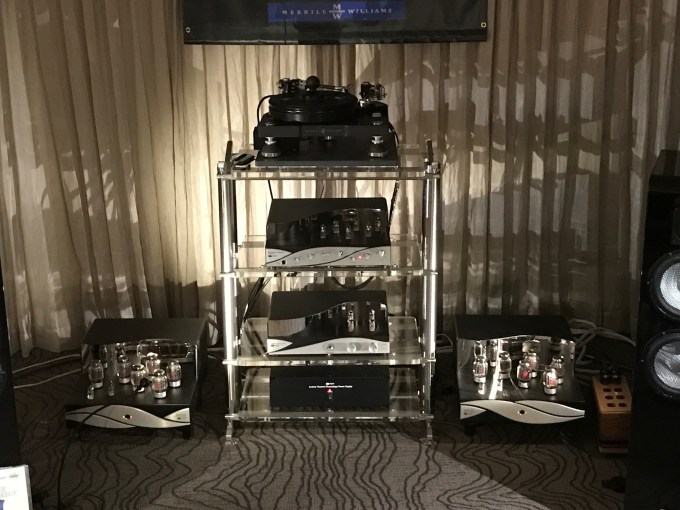 Zesto Audio RMAF 2016 complete system