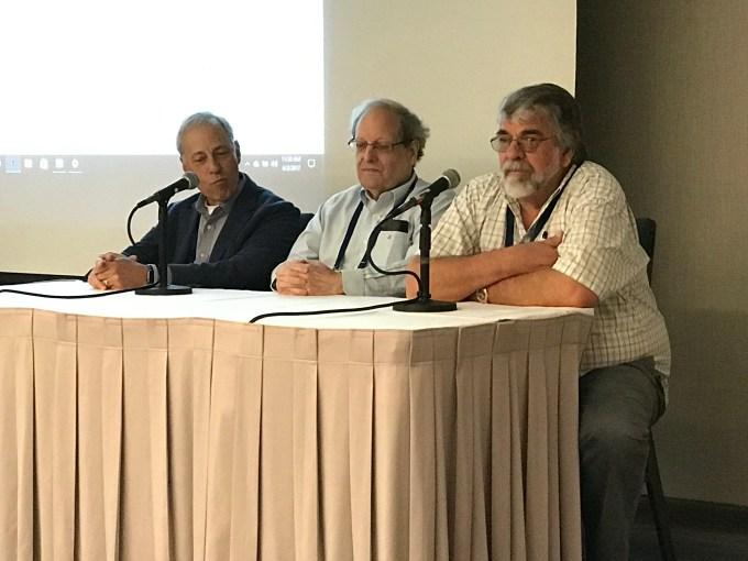 Paul McGowan; John Curl; Richard Vandersteen