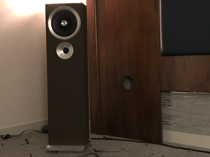 Zu Audio Druid - LA Audio Show