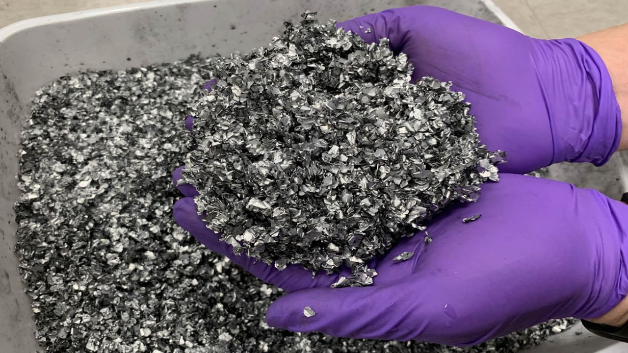 American Manganese Reports Further Testing From First Two Stages of Lithium-ion Battery Recycling Pilot Plant