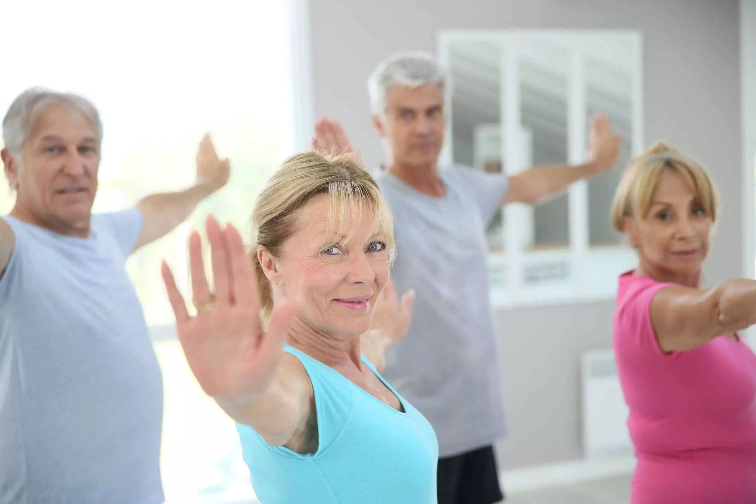 Morning Yoga For 50 Plus Apr 4 25 American Meditation Institute