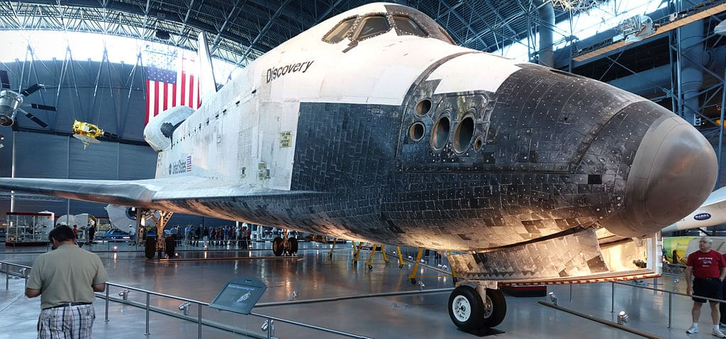 Space Shuttle Discovery launched for the first time on this day 35 years ago | American Military NewsAmerican Military News