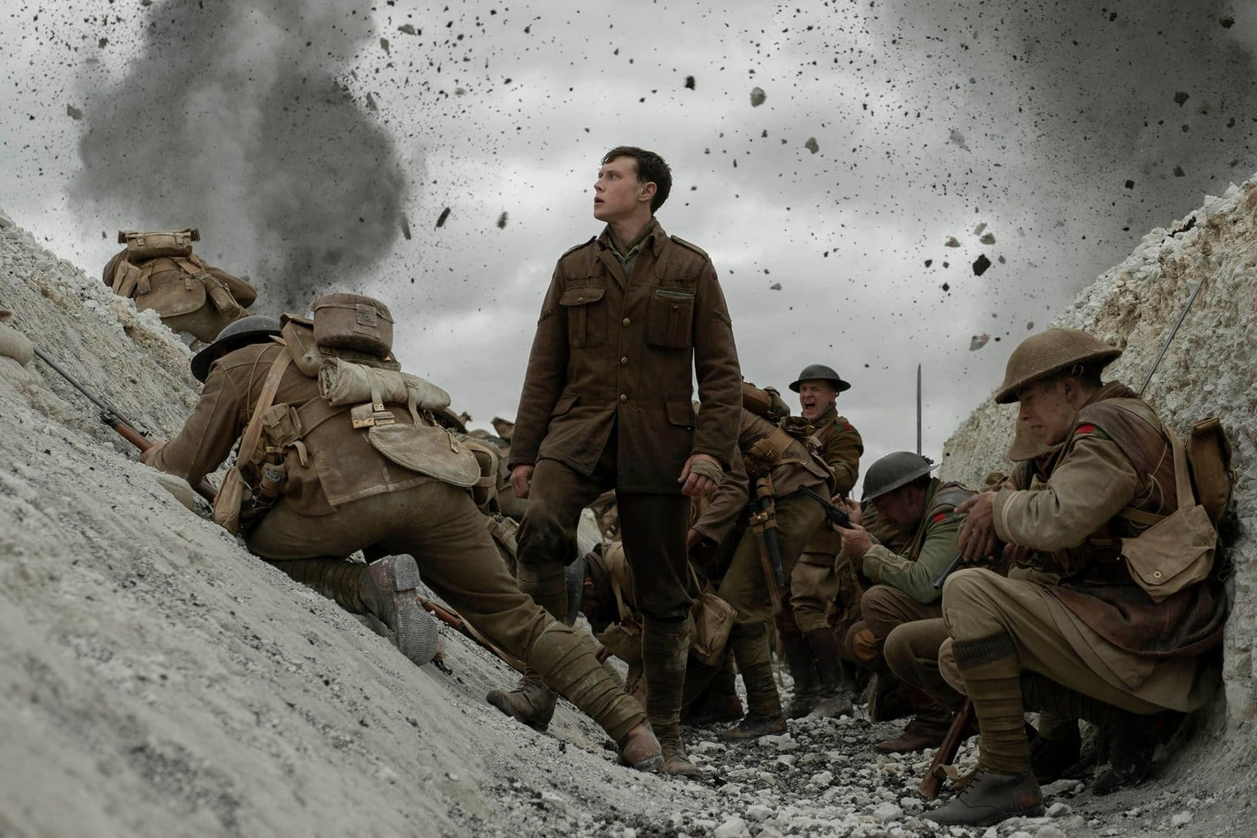 Here S The Epic First Trailer Of Wwi Film