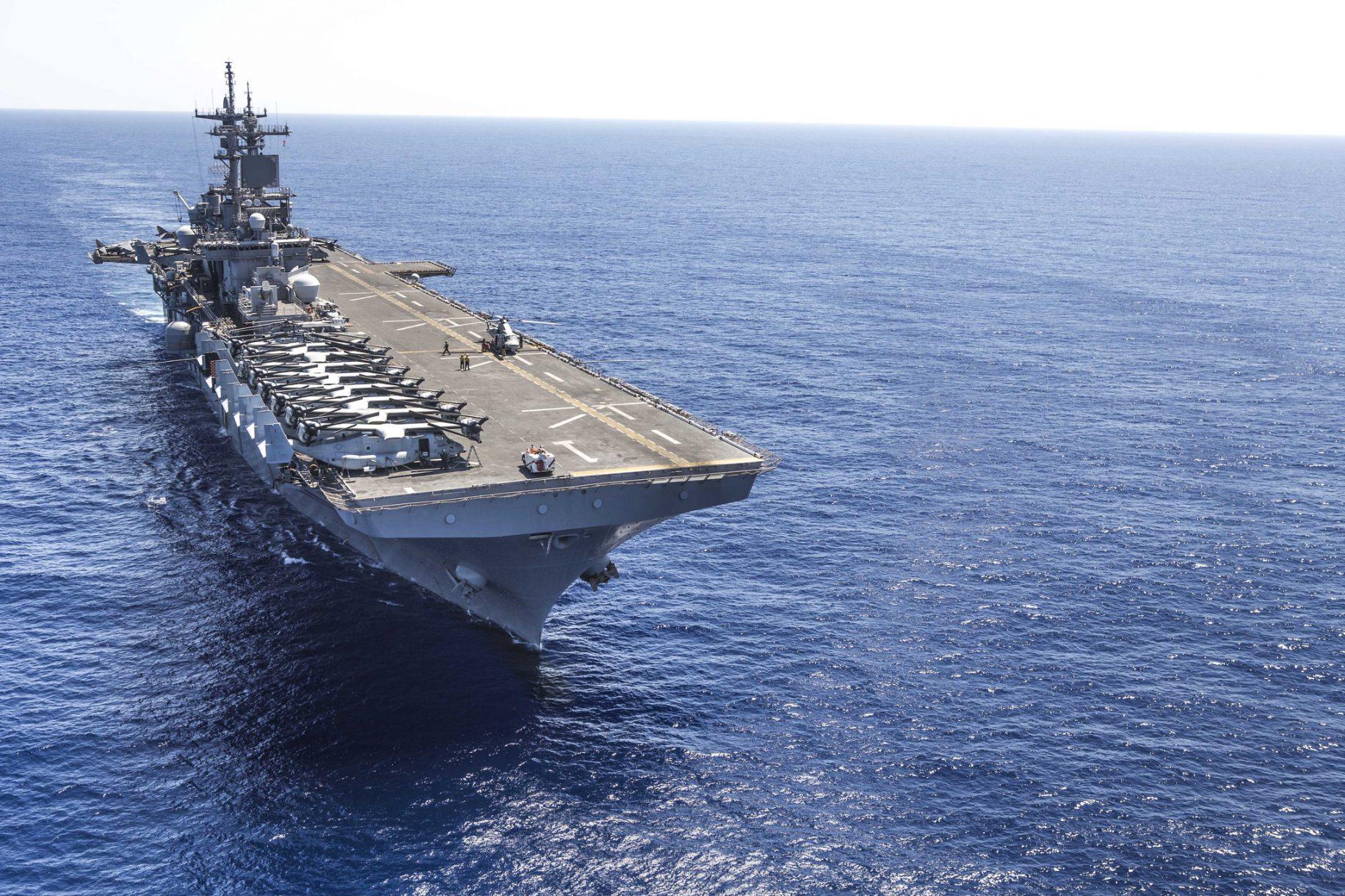 China refuses US Navy ship's visit to Hong Kong. cancels naval official's visit