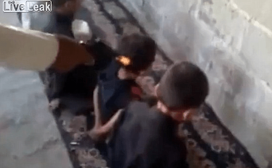 Chilling Video Shows Isis Children Playing Disturbing