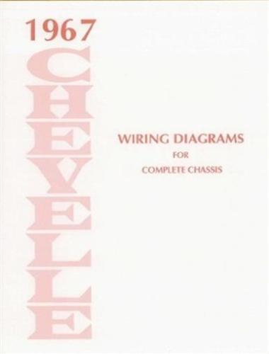 details about chevelle 1967 wiring diagram 67
