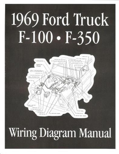 Ford F100 Wiring Harness